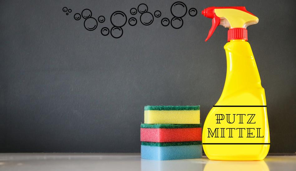 Gummidichtung mit Hausmitteln reinigen