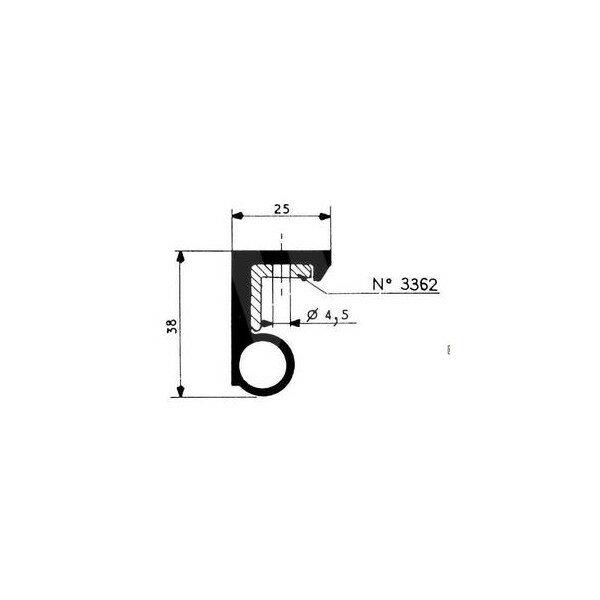 1001903-Dichtungsprofil-Fermod-3350