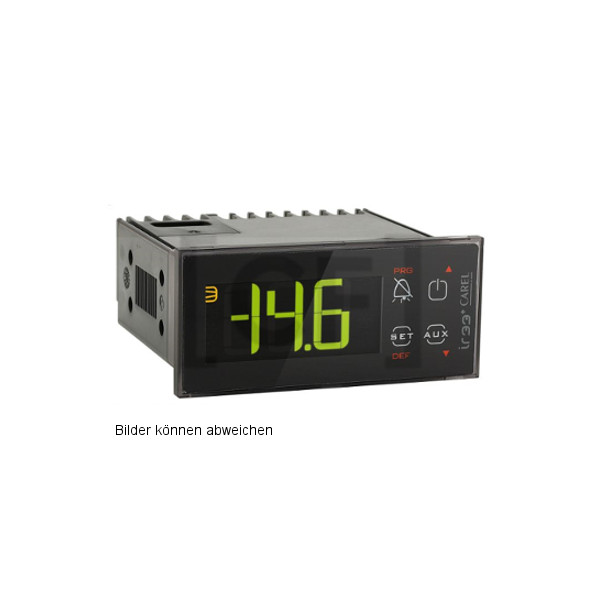 1212002-Kühlstellenregler-Carel-IR33+IREVC0HN00
