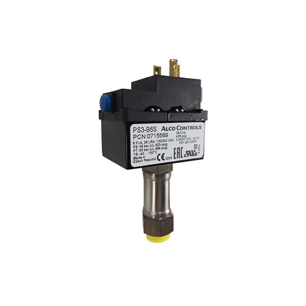 6187280-Druckschalter-Alco-PS3-B6S-0715563