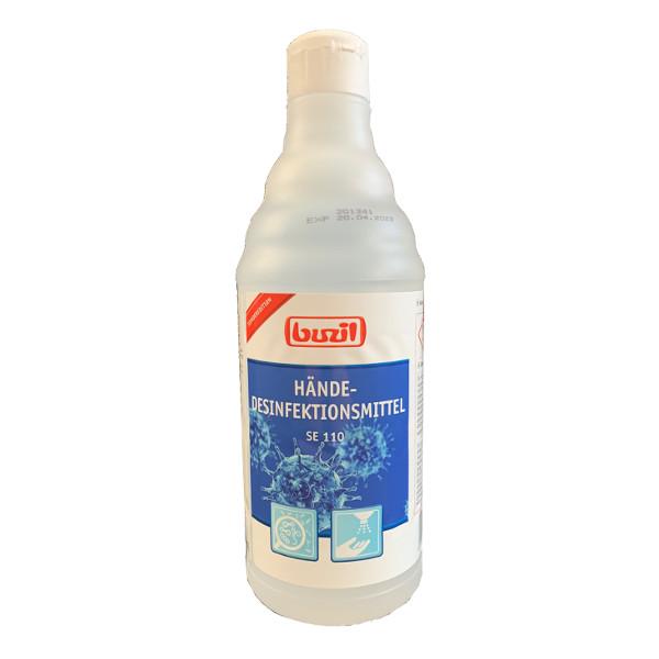 0051007-Händedesinfektionsmittel-Buzil-SE110-600ml