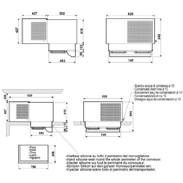 0212721-Kühlaggregat-Deckenstopfer-Technoblock-SVN320EB11XX