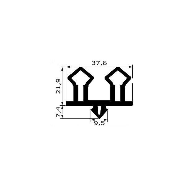 1001689-Dichtungsprofil-FDK401