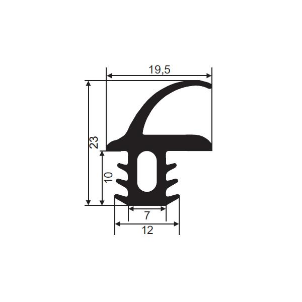 1001800-Dichtungsprofil-FD299