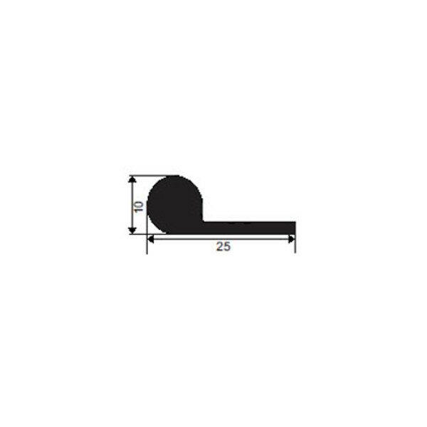 1020001-Dichtungsprofil-Moosgummidichtung-FD1112